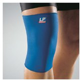 LP Standard Knee Support (Closed Patella), Blue