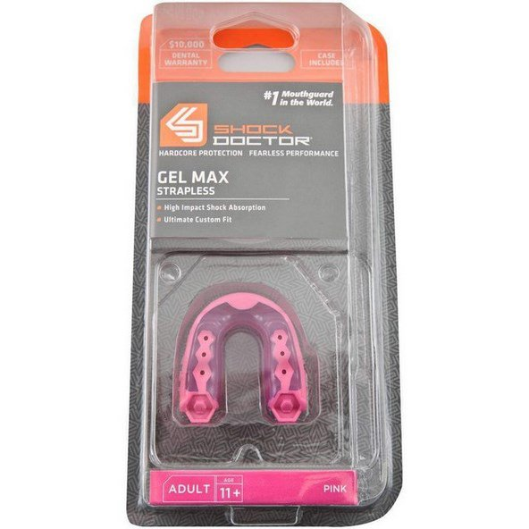 Shock Doctor V2 Gel Max Pink