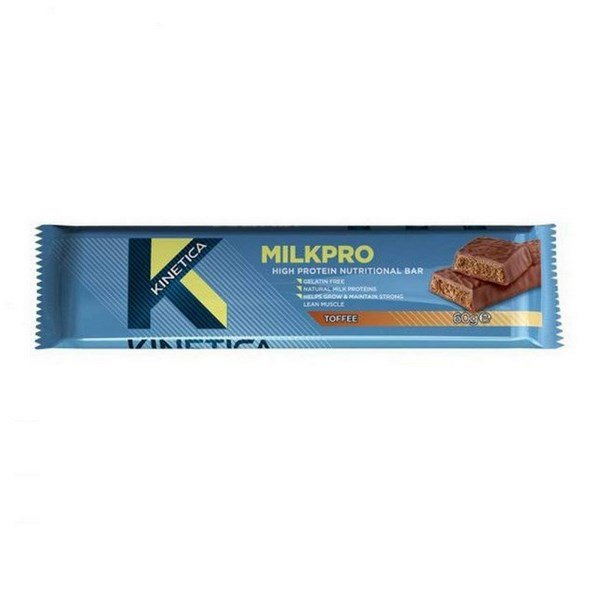 Kinetica Milk Protein Bar Toffee