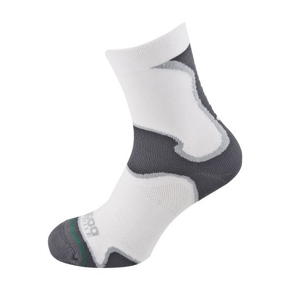 1000 Mile Fusion Tactel Men's Sock, White