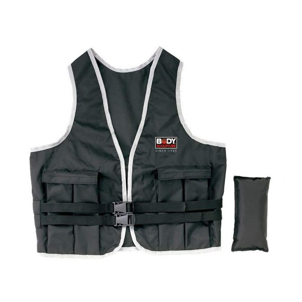 Body Sculpture 10kg Adjustable Wght Vest