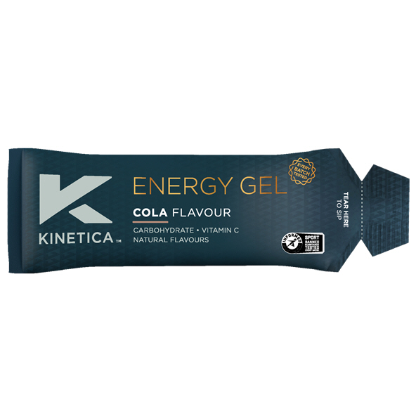 Kinetica Energy Gel Cola