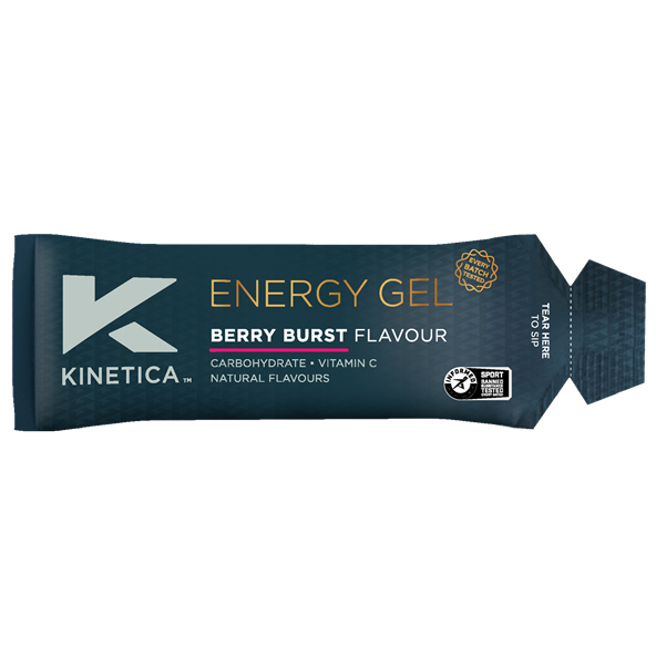 Kinetica Energy Gel Berry Burst