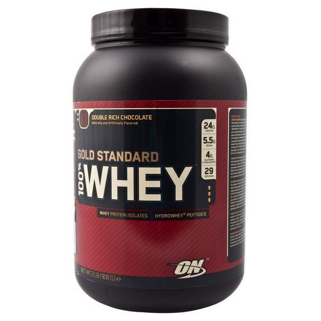 ON 100% Whey Gold Standard 2lbs, Strawberry