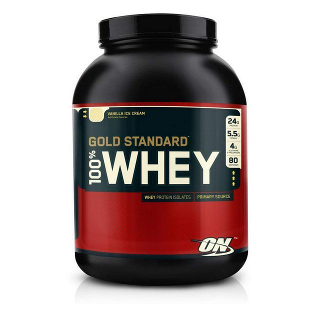 ON 100% Whey Gold Standard 5lbs, Chocolate