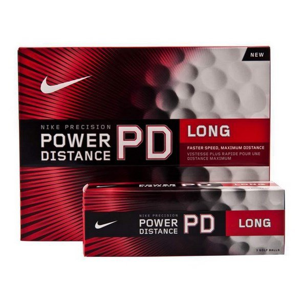 Nike Power Distance Long Golf Ball (12 pack)