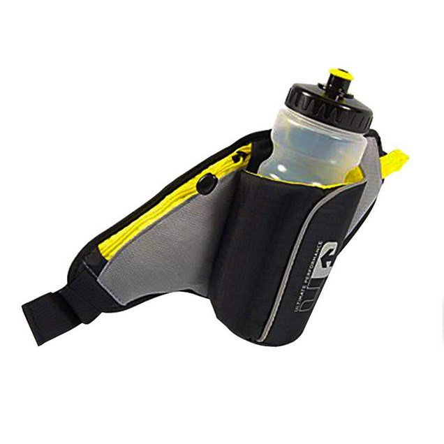 UP Ribble Single Bottle Water Pack Black/Yellow