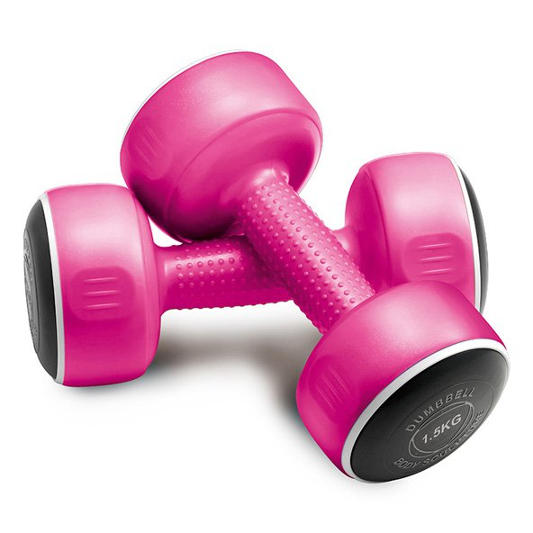 Body Sculpture Dumbbell Set 3kg
