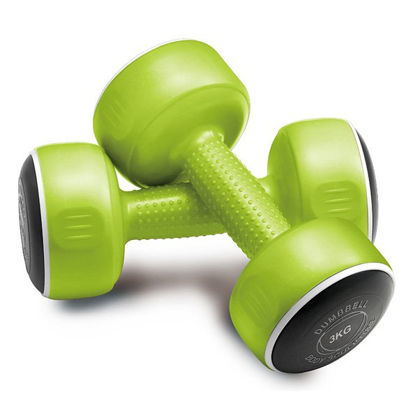 Body Sculpture Dumbbell Set 6Kg