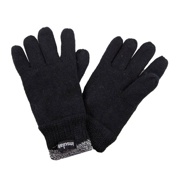 Rival Insulate Men's Gloves Black