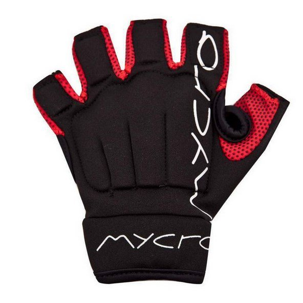 Mycro Short Finger Glove LH Black/Red