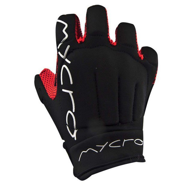 Mycro Short Finger Glove RH Black/Red