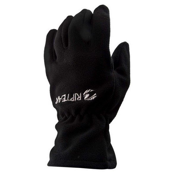 Rival Fleece Gloves Black