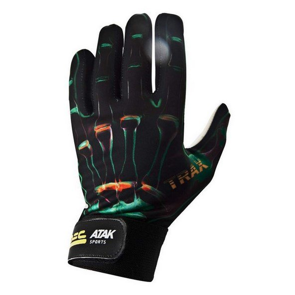 ATAK Sports Trax Glove, Yellow
