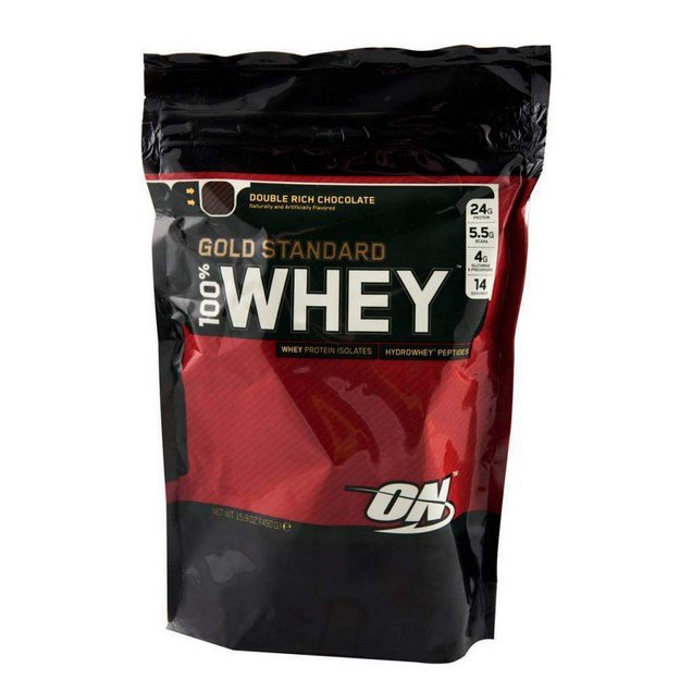 100% Whey Gold Standard 450g