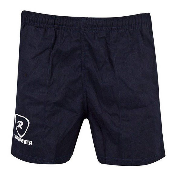 Rugbytech Club Short Navy