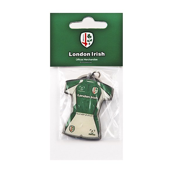RT London Irish Keyring
