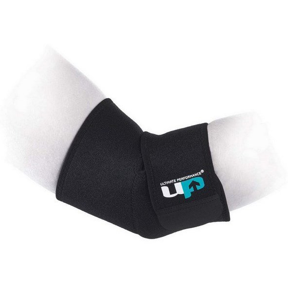 Ultimate Performance Neoprene Elbow Support Black