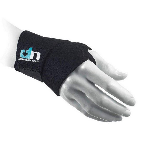 Ultimate Performance Wrist Wrap Black