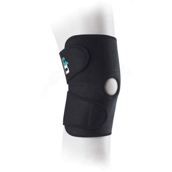 Ultimate Performance Open Patella Knee Support Black