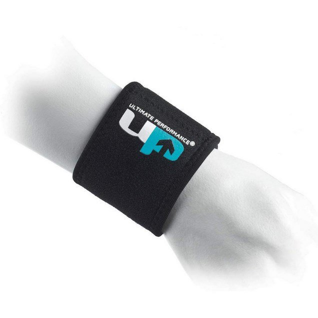 Ultimate Performance Neoprene Wrist Support Black