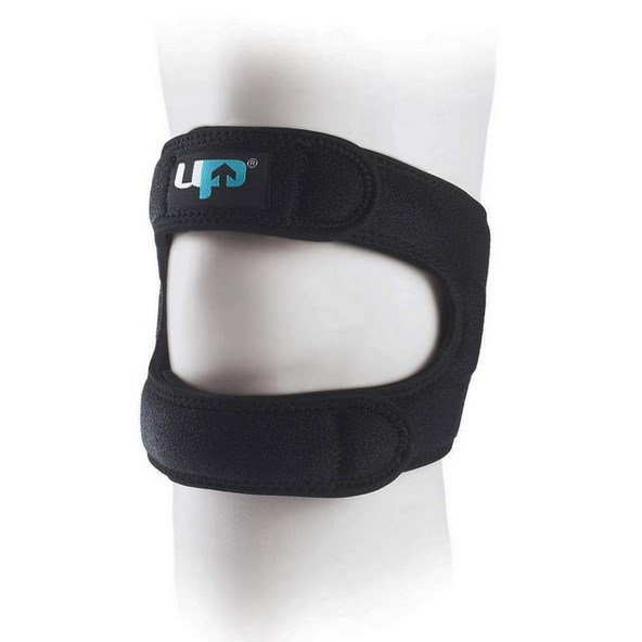 Ultimate Performance Runners Knee Strap Black