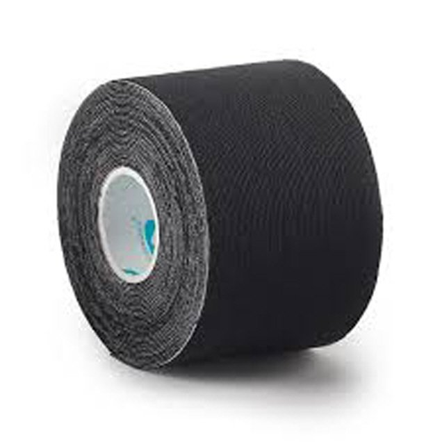 UP Kinesiology Tape Uncut Roll Black