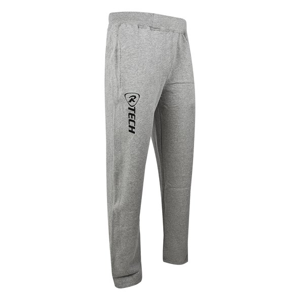 Rugbytech Men's Fleece Pant, Grey