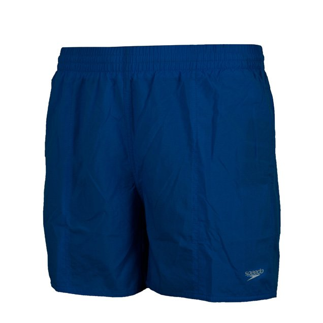 Speedo Leisure Boys' Swim Short, Navy