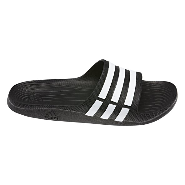 adidas Duramo Slide Men's Sandal, Black