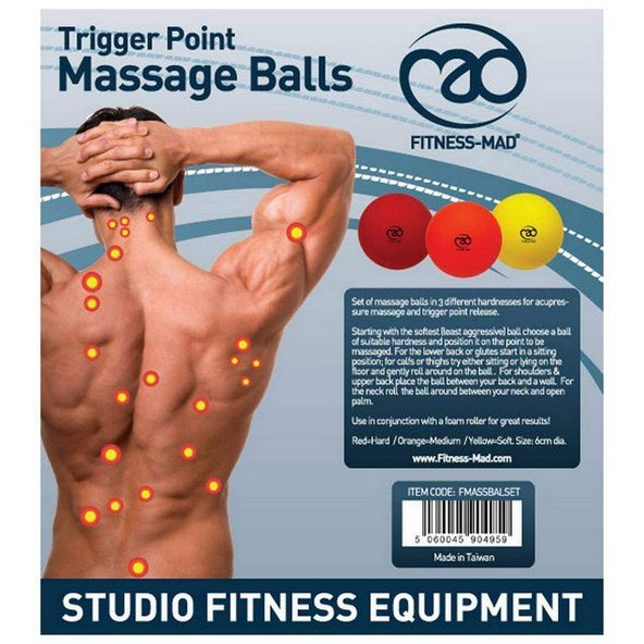 FM Massage Ball Set