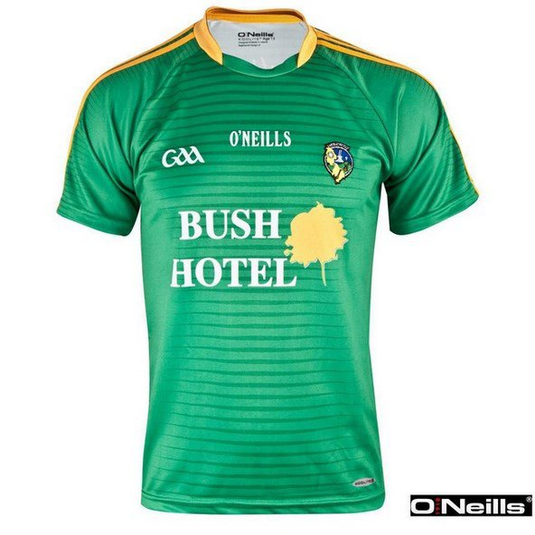 O'Neils Leitrim Hm 13 Jersey Green/Yell