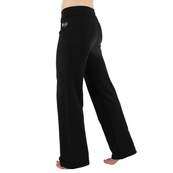 Body Logic Women's Classic Jog Pant Black Long