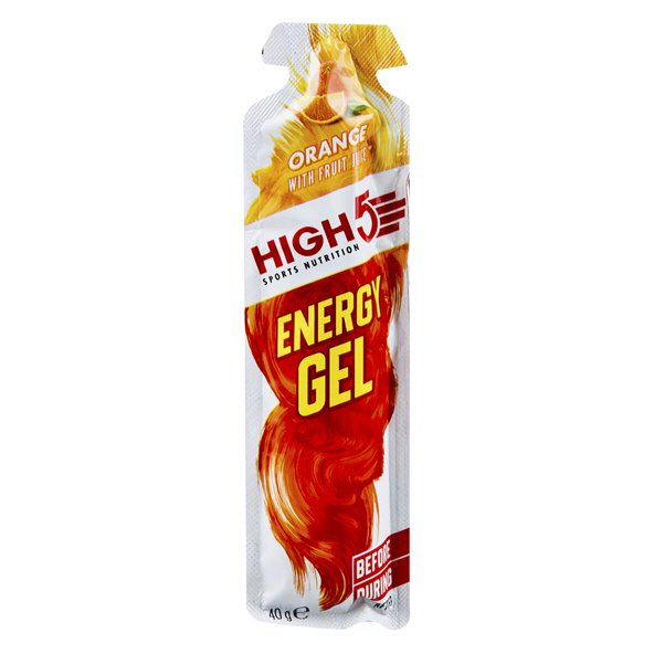 High5 Energy Gel+ Orange
