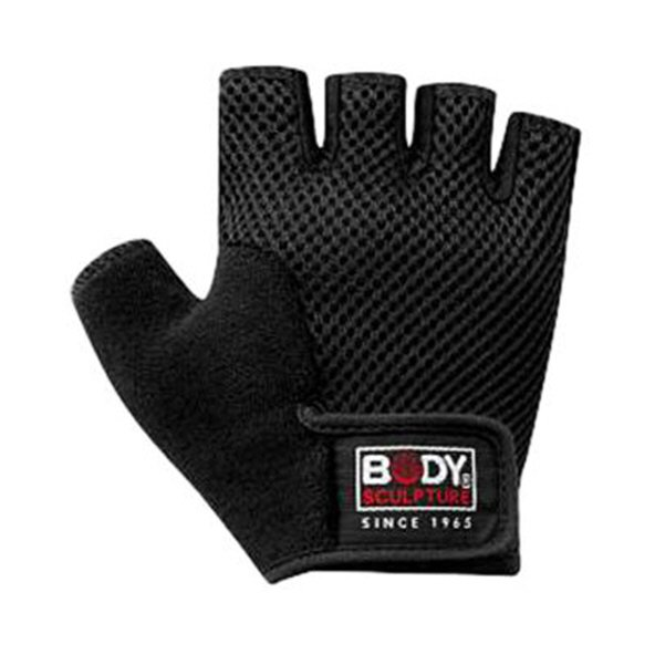 Body Sculpture Weight Lifting Glove Blk