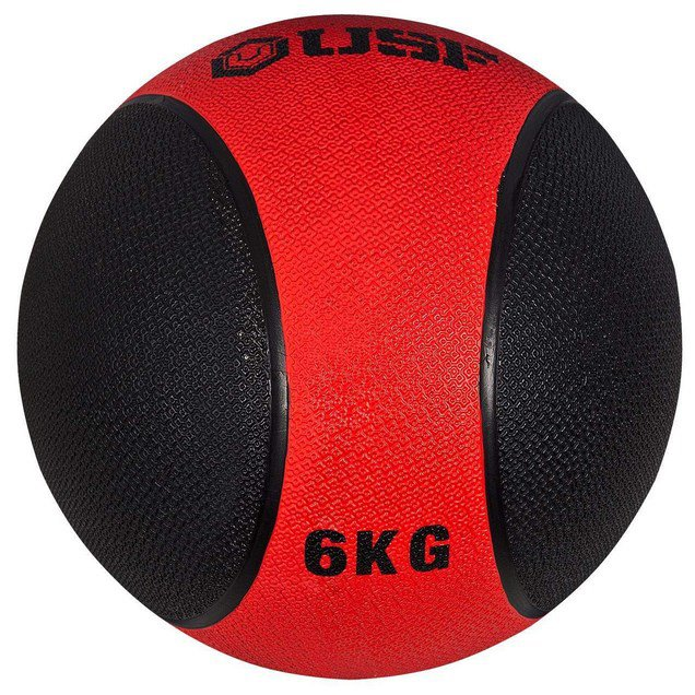 USF 6kg Medicine Ball Red