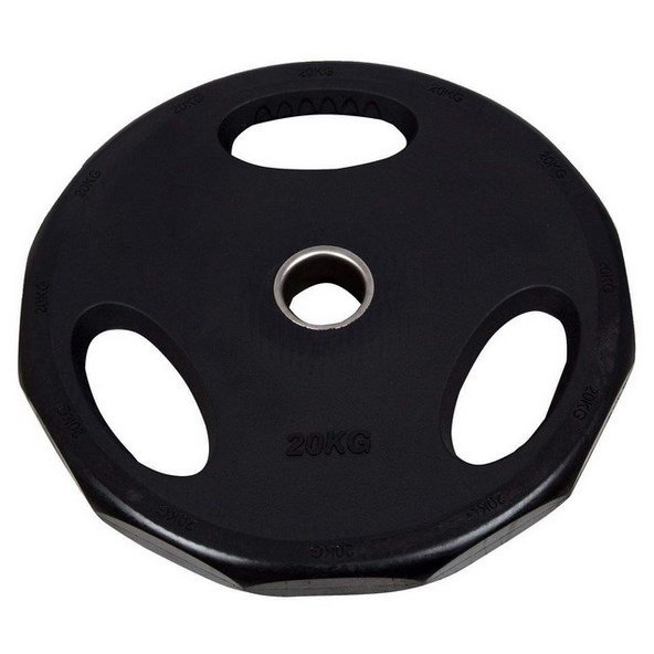USF Rubber Olympic Weight Plate 20KG