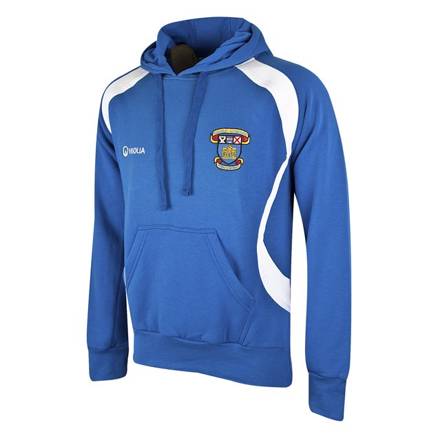 St Vincents Hoody, Blue