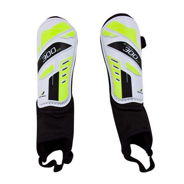 Pro Touch Force 300 HS Shinguard Wht/Yl