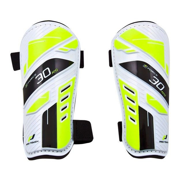 Pro Touch Force 30 HS Slip Guard Wht/Yel