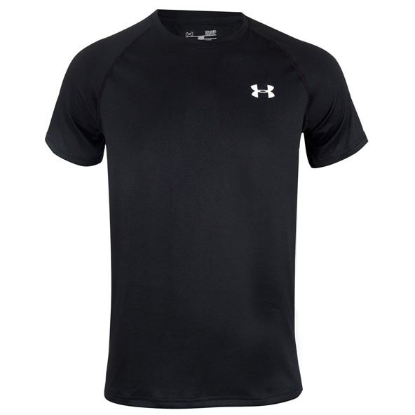 Under Armour® Men's Technical T-Shirt Black