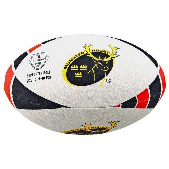 Gilbert Munster Supporter Ball Wht