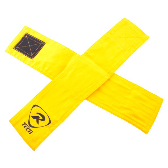 Rugbytech Tag Rugby Tags Yellow (Pair)