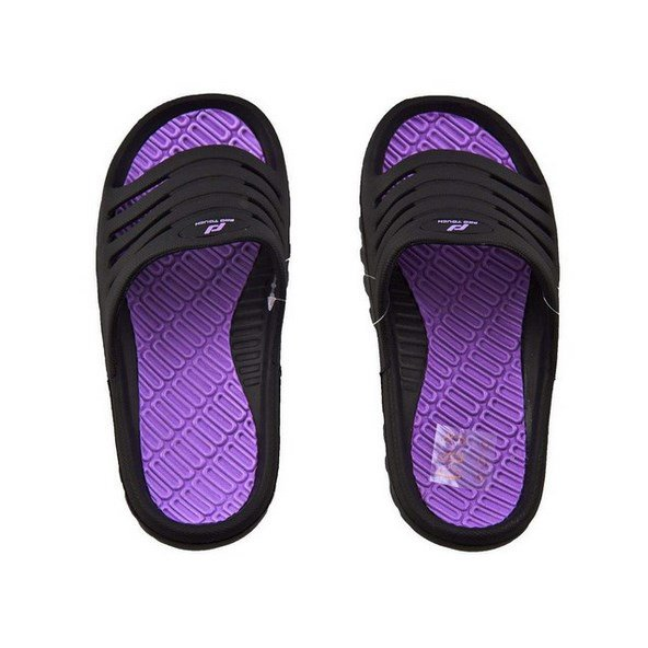 Pro Touch Womens Pampalona Slide Blk/Pur