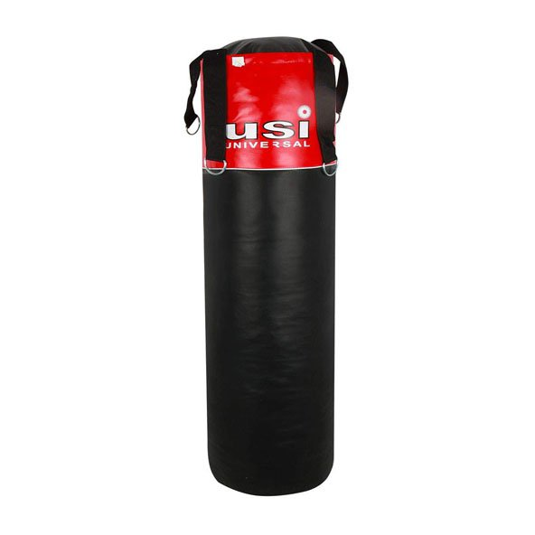 USI 4Ft Nylon Boxing Bag Red
