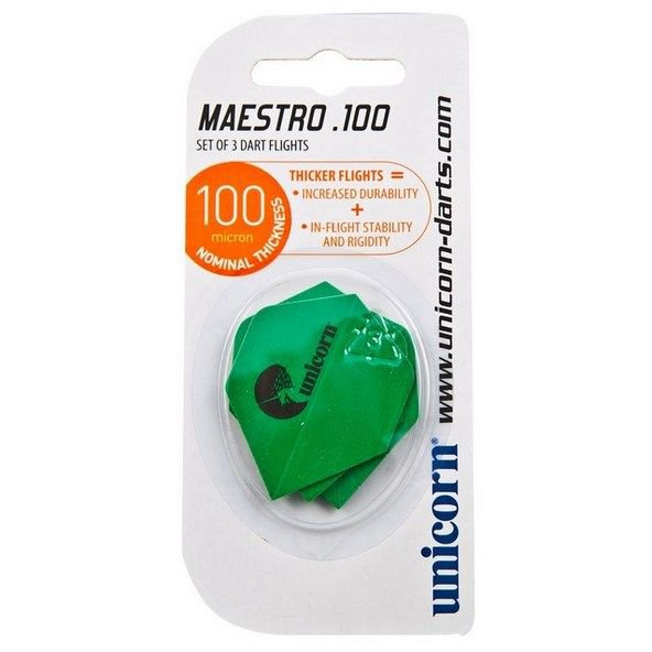 Unicorn Maestro.100 Flights Green