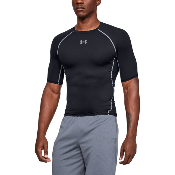 Under Armour® HeatGear® Men's Compression Top Black