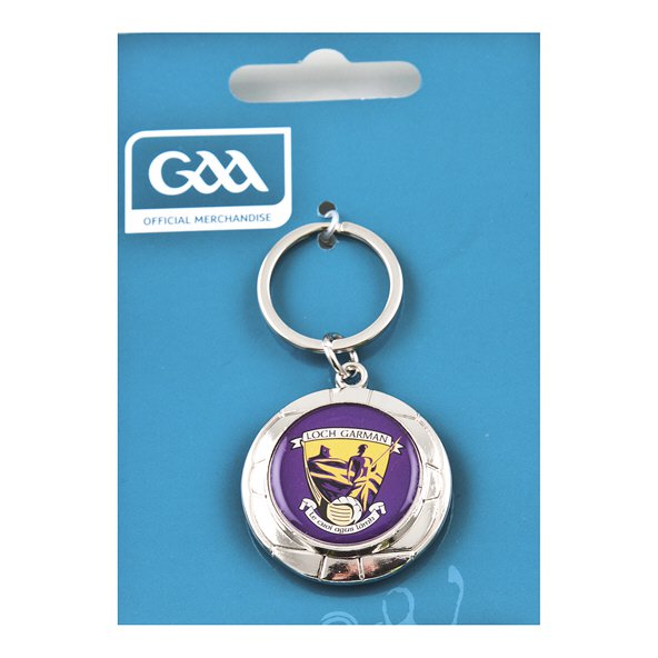 Introsport Wexford Chrome Keyring