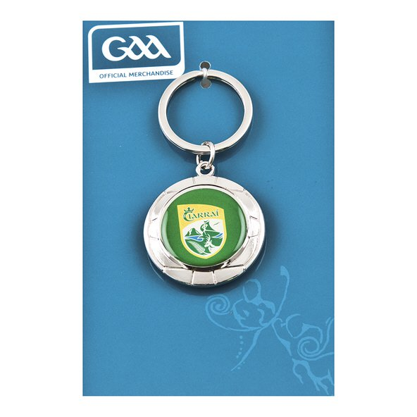 Introsport Kerry Chrome Keyring