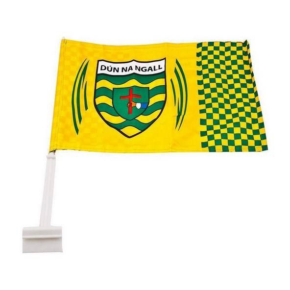 Introsport Donegal Car Flag